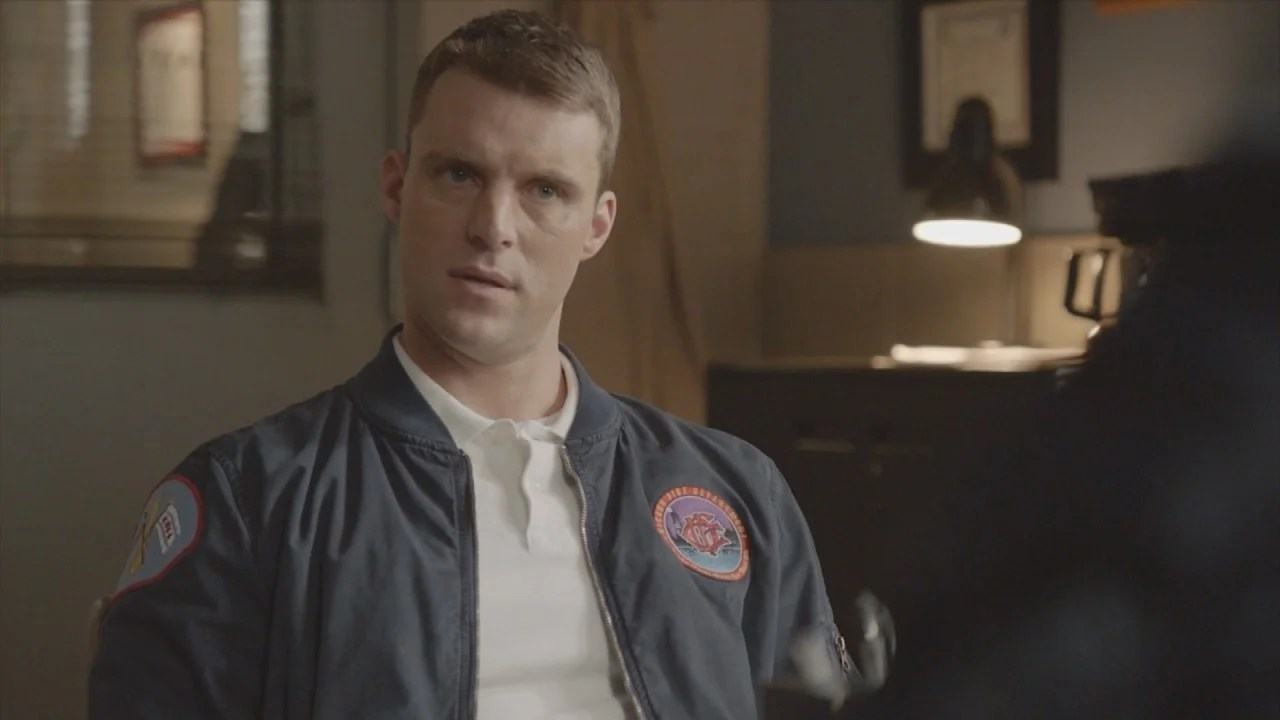 Chicago Fire Sneak Peek Casey Has A Tense Meeting With
