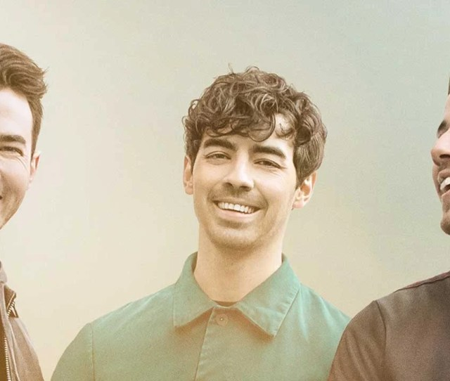 The Doc Lands On Amazon June 4the Doc Lands On Amazon June 4 Jonas Brothers Get Emotional Over