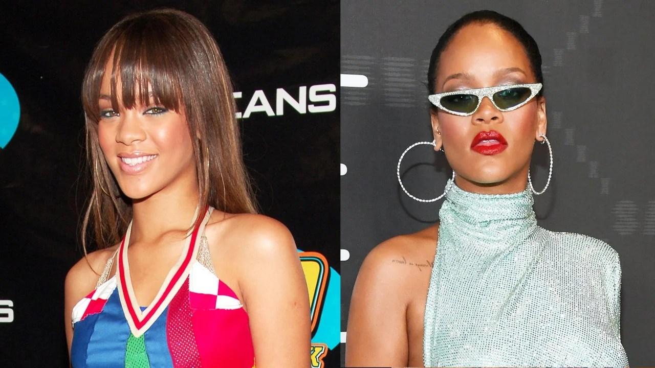 Rihanna's Fashion Evolution: From Pop Star to Designer | Entertainment Tonight