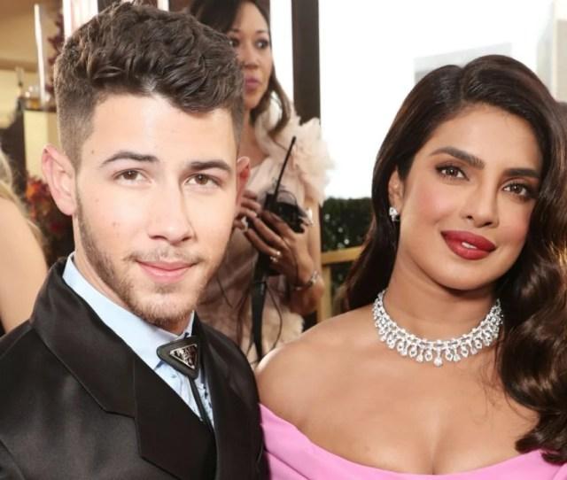 Nick Jonas Celebrates His First Holi In India With Priyanka Chopra