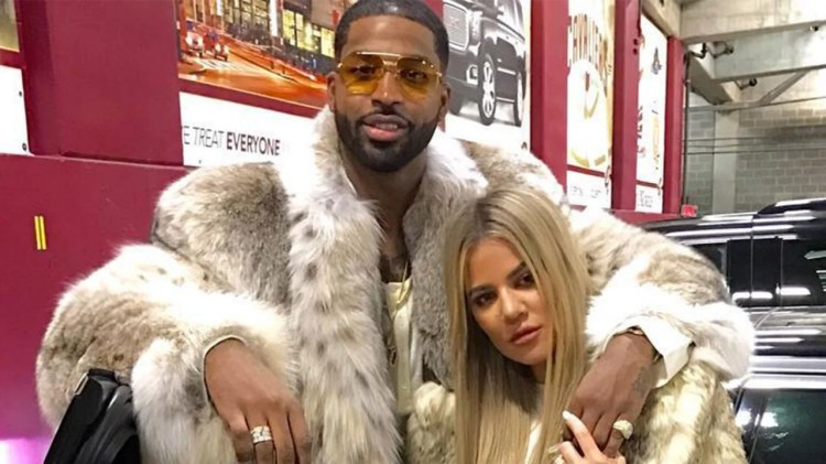 Khloe Kardashian and Tristan Thompson Are 'in Love' and ...