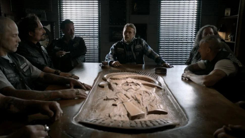 Find Out What The Sons Of Anarchy Cast Will Steal From Set After The Series Finale