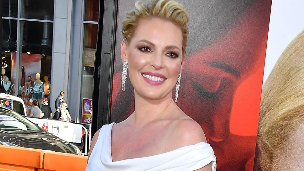 Katherine Heigl Shares Emotional Post About Giving Birth