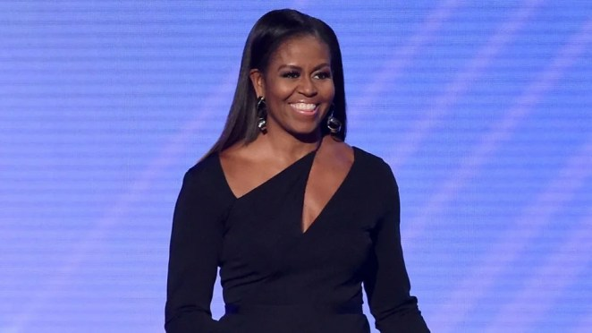 Michelle Obama at ESPYS 2017