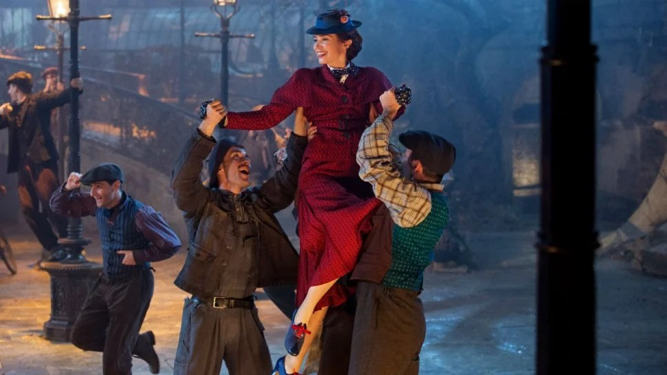 Mary Poppins Returns Is A Sequel Not A Remake But