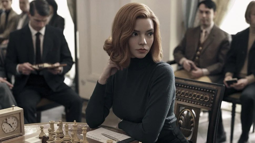 The Queen's Gambit' Exclusive Trailer: See Anya Taylor-Joy Play a Chess  Prodigy | Entertainment Tonight