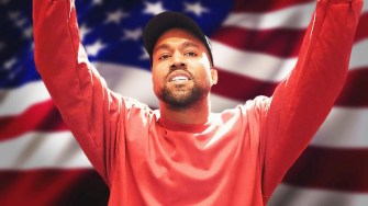 Kanye West Says It's an 'Honor to Run Against' Kamala Harris in ...