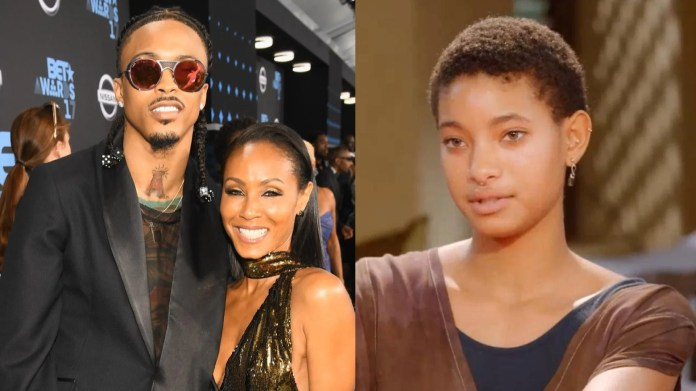 Willow Smith Reacts to Mom Jada Pinkett Smith Speaking Out About Her  Relationship With August Alsina | Entertainment Tonight