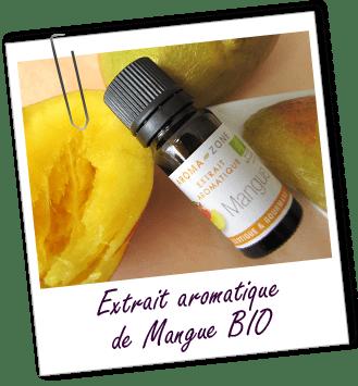 H.E extrait de mangue bio