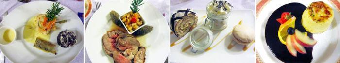 Hôtel restaurant du Pont ©Etpourtantelletourne.fr