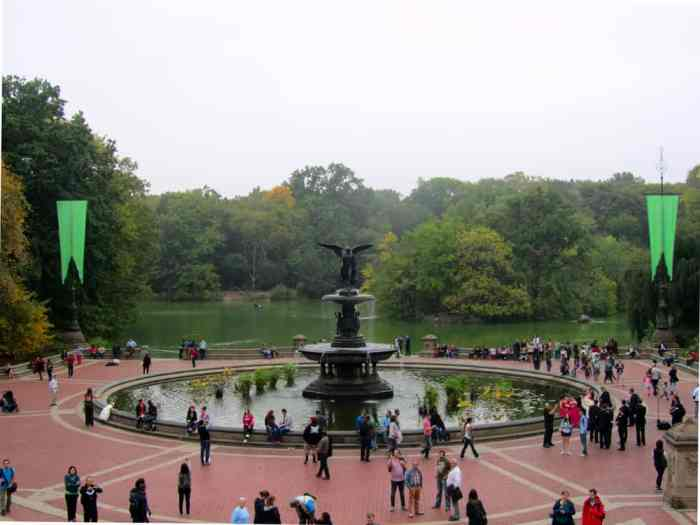 Top 5 New York : Central Park ©Etpourtantelletourne.fr