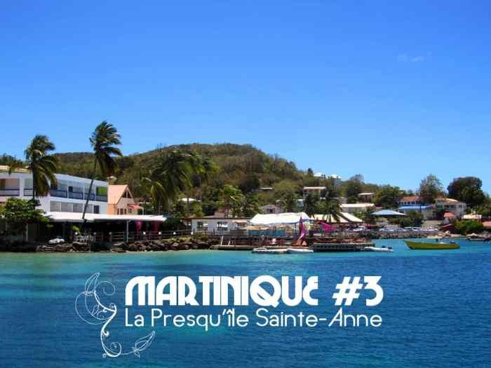 Presqu'île Sainte-Anne 2014 ©Etpourtantelletourne.fr