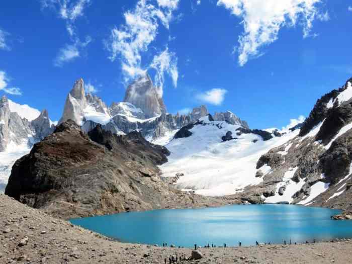 Que voir en Argentine ? Le top 5 de notre voyage : la randonnée La Laguna de Los Tres à El Chalten (Fitz Roy) // Photo ©etpourtantelletourne.fr