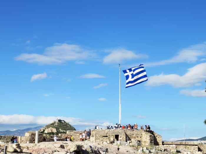 Athenes, l'Acropole 2015 ©Etpourtantelletourne.fr