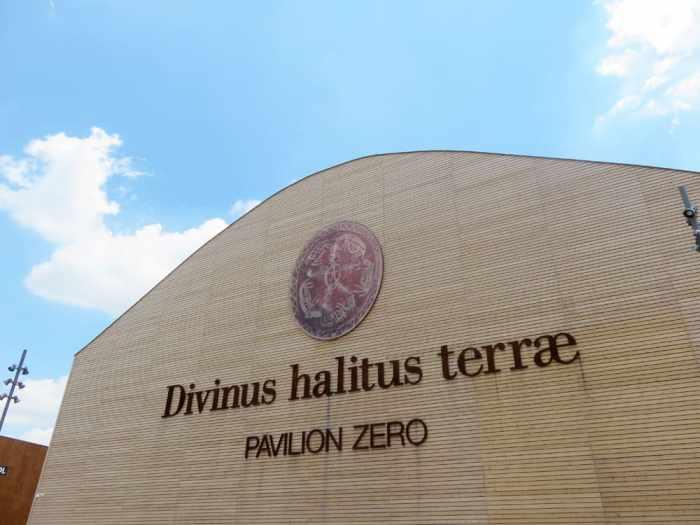 Expo Milano 2015, Pavillon Zéro ©Etpourtantelletourne.fr