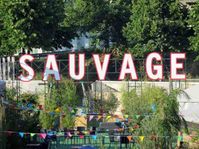 Parc de la Villette, le cabaret sauvage, Paris 2015 ©Etpourtantelletourne.fr