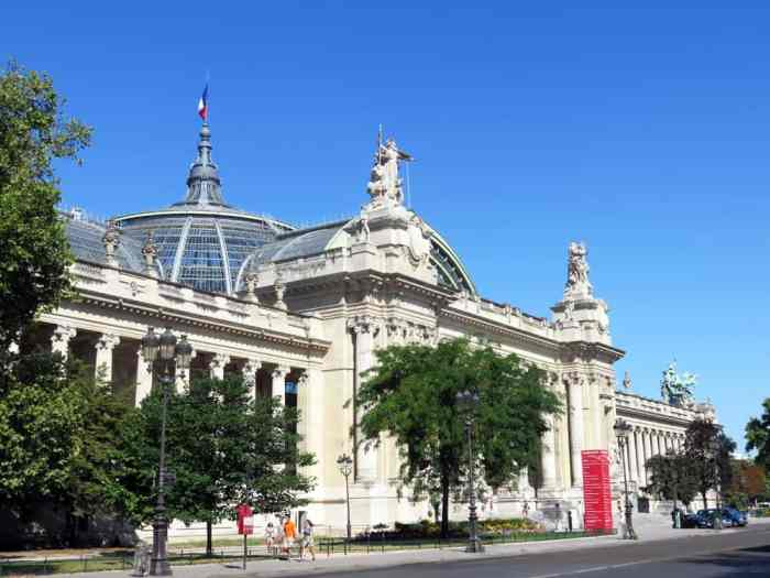 Grand Palais, Paris expositions universelles 2015 ©Etpourtantelletourne.fr