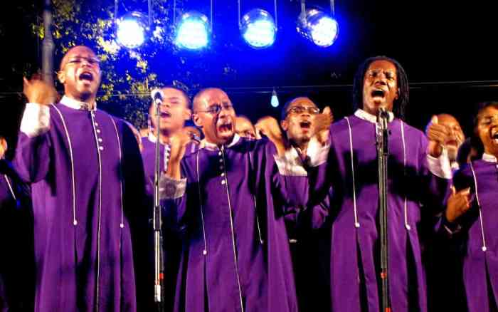 Top 5 New York : gospel à Harlem (photo CC)