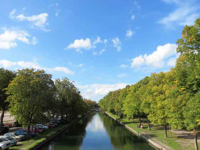 Lille, Citadelle ©Etpourtantelletourne.fr