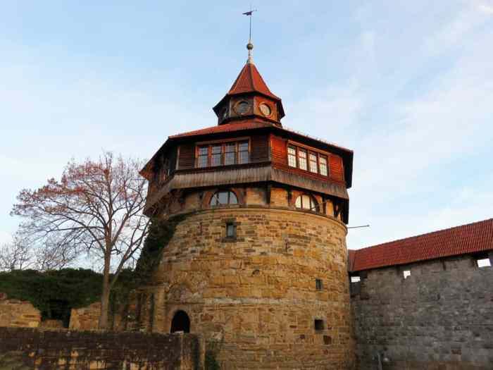 Chateau de Esslingen ©Etpourtantelletourne.fr