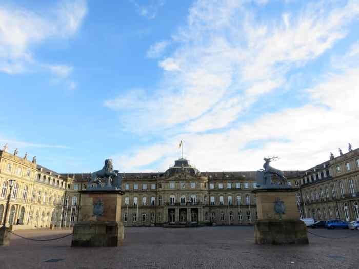 Neues Schloss Stuttgart 2015 ©Etpourtantelletourne.fr