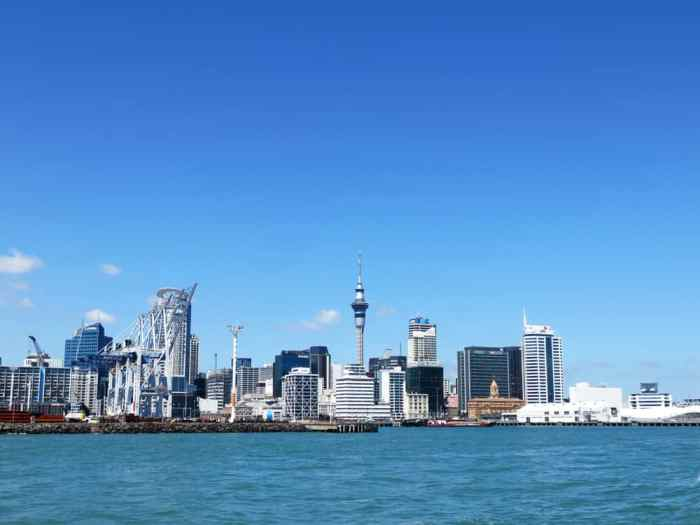 Auckland - Devonport - 2016 ©Etpourtantelletourne.fr