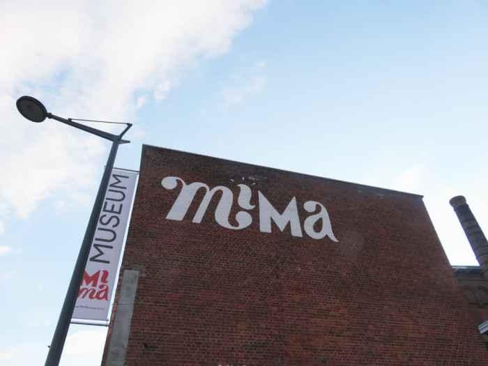 Bruxelles Mima, Millenium Iconoclast Museum of Art 2016 ©Etpourtantelletourne.fr