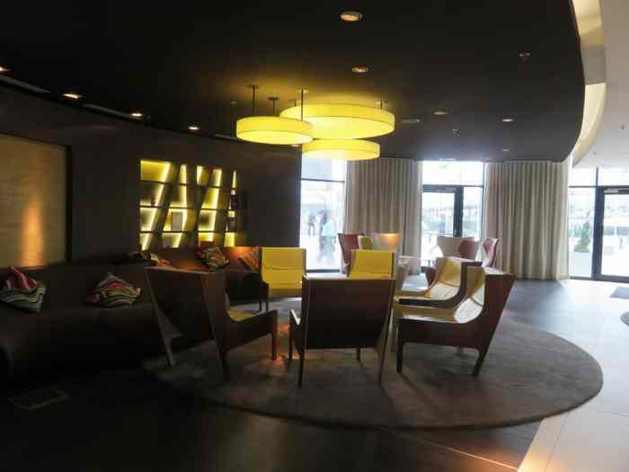 Hotel Pullman midi Bruxelles 2016 ©Etpourtantelletourne.fr