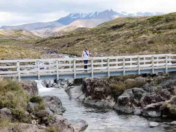 Nouvelle Zélande Tongariro National Park, Taranaki Falls 2016 ©Etpourtantelletourne.fr