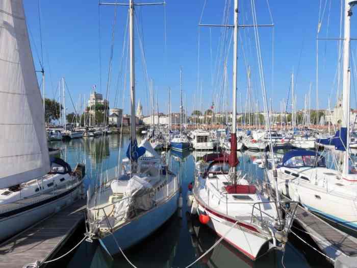 Vieux port La Rochelle 2016 ©Etpourtantelletourne.fr