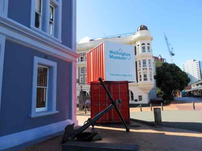 Nouvelle Zélande Wellington - Wellington Museum 2016 ©Etpourtantelletourne.fr