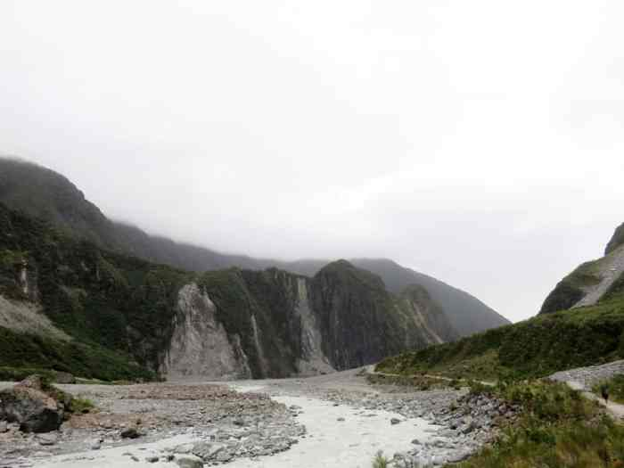 Nouvelle Zélande West Coast Fox Glacier 2016 ©Etpourtantelletourne.fr