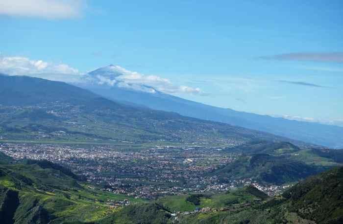 Tenerife Mirador Pico del Ingles El Teide 2017 ©Etpourtantelletourne.fr