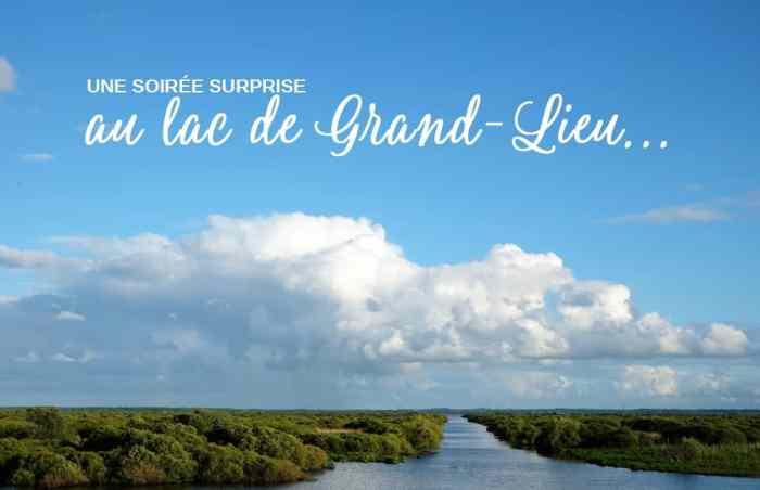 Le lac de Grand Lieu en Loire Atlantique ©Etpourtantelletourne.fr