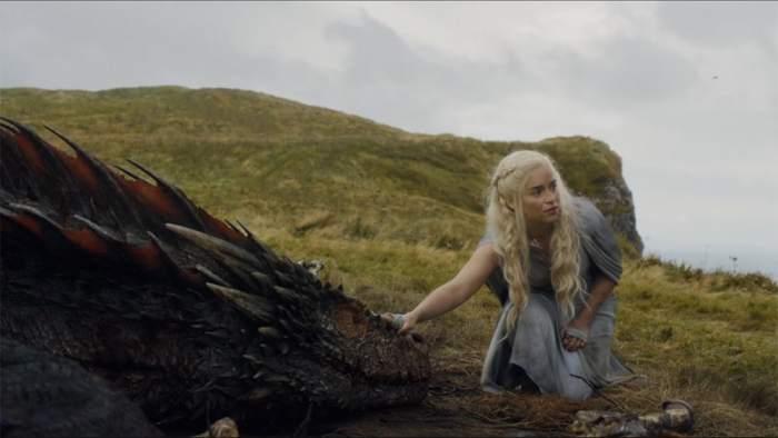 Itinéraire sur les lieux de tournage de Game of Thrones en Irlande du Nord - Binevagh ©HBO