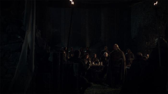 Itinéraire sur les lieux de tournage de Game of Thrones en Irlande du Nord - Inch Abbey - HBO