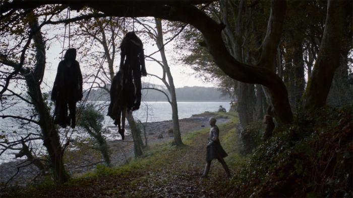 Itinéraire sur les lieux de tournage de Game of Thrones en Irlande du Nord - Audleys Castle - HBO
