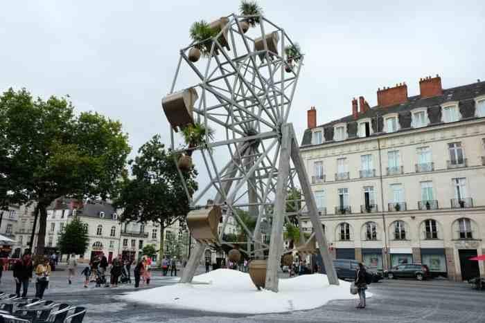 Voyage à Nantes 2017 Place du Bouffay ©Etpourtantelletourne.fr