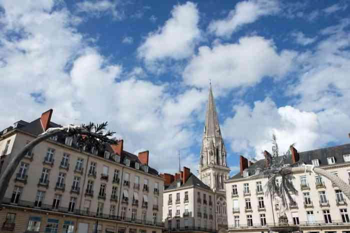 Voyage à Nantes 2017 Place Royale ©Etpourtantelletourne.fr