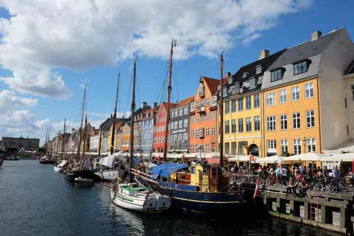 Bateaux Copenhague ©Etpourtantelletourne.fr