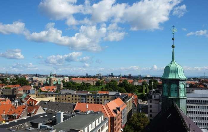 point de vue Rundetaarn Copenhague ©Etpourtantelletourne.fr