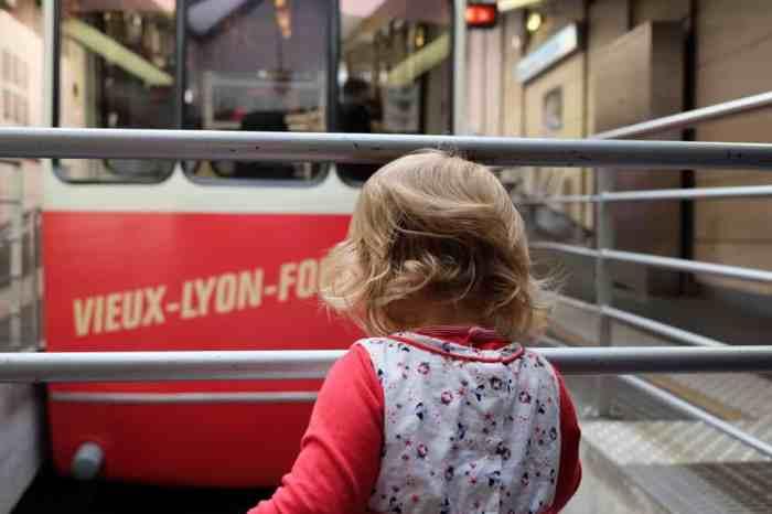 Vieux Lyon funiculaire Fourvière ©Etpourtantelletourne.fr