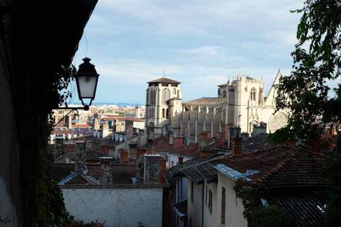 Vieux Lyon ©Etpourtantelletourne.fr
