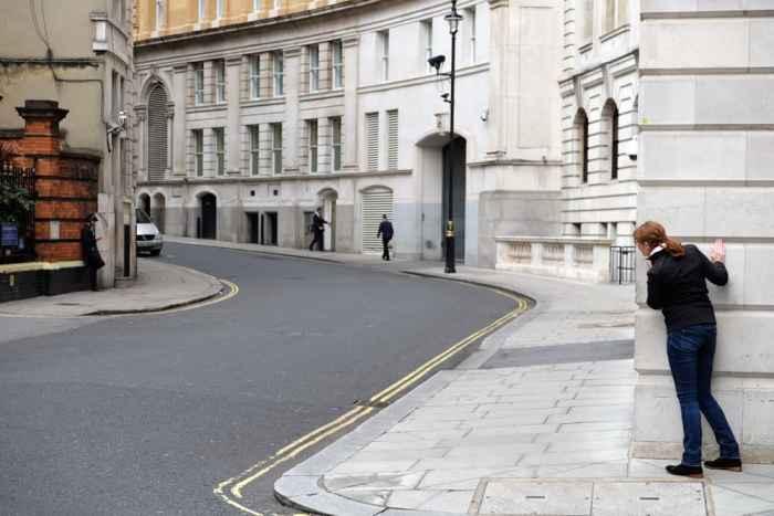 Lieux de tournage Harry Potter à Londres Le palais de Whitehall ©Etpourtantelletourne.fr