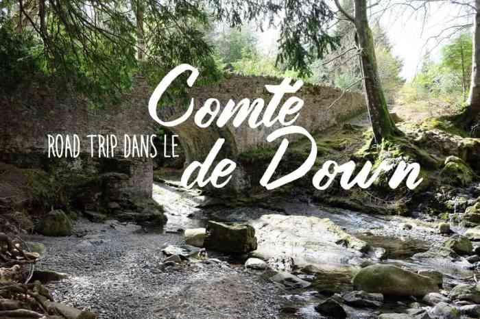 Road Trip Irlande du Nord Comté de Down ©Etpourtantelletourne.fr