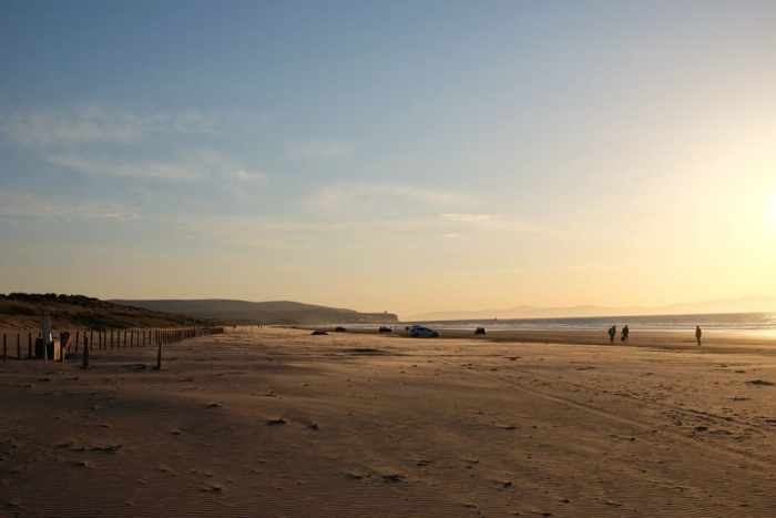 Irlande du nord coucher de soleil ©Etpourtantelletourne.fr
