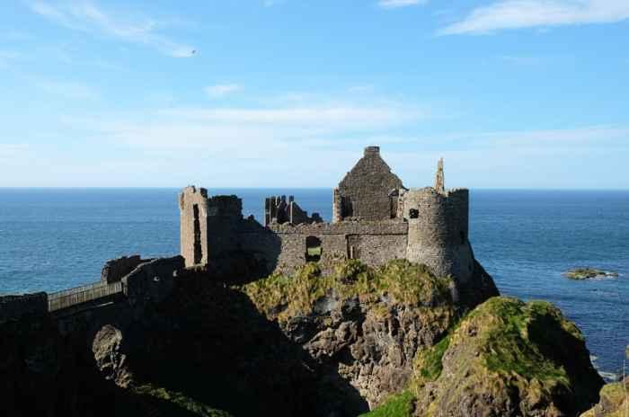 Causeway Coastal Route Dunluce Castle ©Etpourtantelletourne.fr