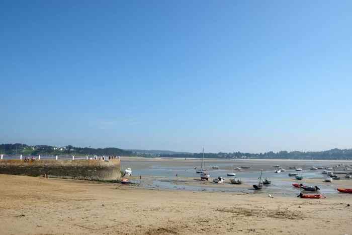 Port de Locquirec Finistère ©Etpourtantelletourne.fr