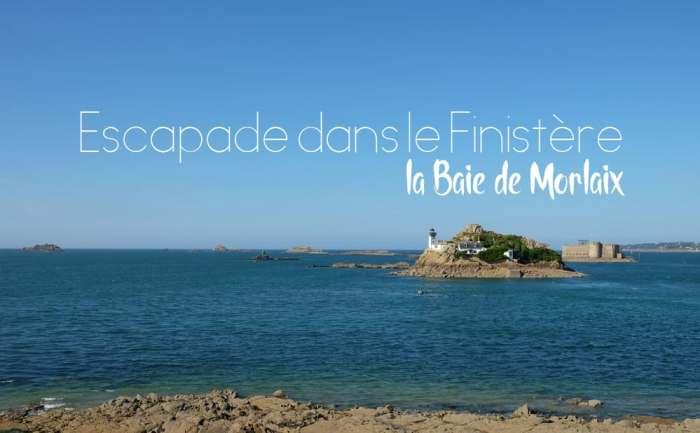 Road trip dans le Finistère nord Baie de Morlaix ©Etpourtantelletourne.fr