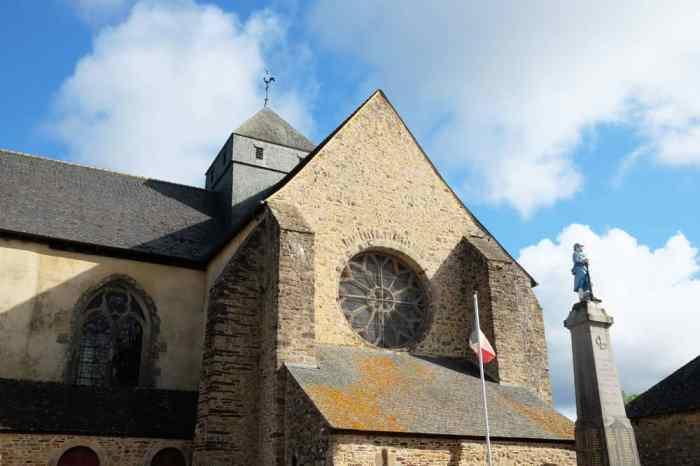 Abbaye de Paimpont ©Etpourtantelletourne.fr